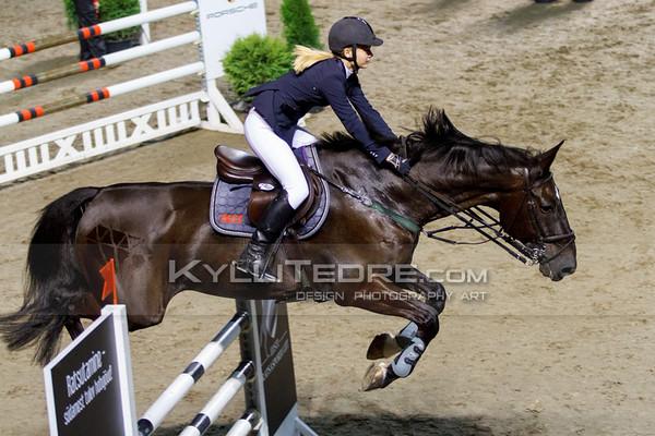 Meriel ISOK - DIAMOND 4 EVER @ Tallinn International Horse Show 2014, Saturday: Young Riders, 130 cm. Foto: Kylli Tedre / www.kyllitedre.com