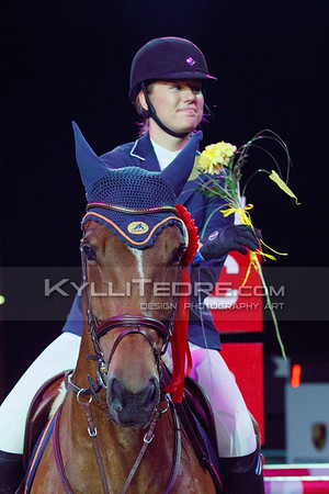 Kristi LUHA - VACANTOS @ Tallinn International Horse Show 2014, Saturday: Young Riders, 130 cm. Foto: Kylli Tedre / www.kyllitedre.com