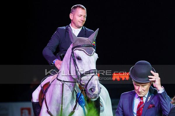 Valdemaras ZUKAUSKAS - KADANS FORTUNA, Kari Jalassola @ Tallinn International Horse Show 2014,  135-140 cm open class on Sunday. Foto: Kylli Tedre / www.kyllitedre.com