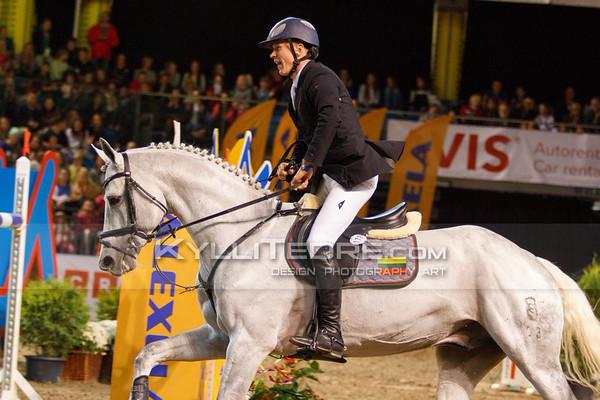 Kristupas PETRAITIS - LORDANO @ Tallinn International Horse Show 2014, Sunday CSI-W 160 cm. Foto: Kylli Tedre / www.kyllitedre.com