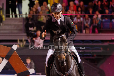 Matas PETRAITIS - SOLI DEO GLORIJA @ Tallinn International Horse Show 2014, Sunday CSI-W 160 cm. Foto: Kylli Tedre / www.kyllitedre.com