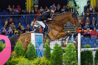 Norman NĶMMOJA - AXEL DU BEAUMONT @ Tallinn International Horse Show 2014, Sunday: Young Riders, 130 cm presented by Avis Liising. Foto: Kylli Tedre / www.kyllitedre.com