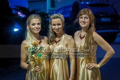 Nele Dvorjaninov, Kaili Velleste, Liisi Poldots @ Tallinn International Horse Show 2015  © Author: Kylli Tedre / www.kyllitedre.com