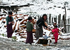 "Bhutan is not high adventure. But it does take a little flexibility, as does travel anywhere in remote regions. A late-spring snow storm delayed us for hours at Sengor in 2006, while providing some great photographic opportunities and time to watch Bhutanese children throwing snowballs. <div id=""caption_tourlink"" align=""right""><br>[photo © guide Richard Webster]</div>"