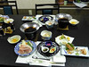 A visual sample of some of the fine food we enjoyed, by participant Joyce Takamine