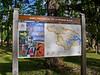 "Entrance sign to Riviere Bleue park, home to the Kagu  <div id=""caption_tourlink"" align=""right""> [photo © participant Paul Thomas]</div>"
