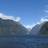 Spectacular Milford Sound on South Island, photographed by guide Dan Lane.