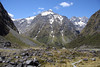 "Nearing the Homer Tunnel in the Southern Alps <div id=""caption_tourlink"" align=""right""> [photo © guide Phil Gregory]</div>"