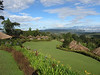 """Grounds and bungalows at Ambua Lodge above the town of Tari <div id=""""caption_tourlink"""" align=""""right""""> [photo © guide Phil Gregory]</div>"""