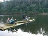 """Periyar raft crossing. <div id=""""caption_tourlink"""" align=""""right""""> [photo © participant Marge Barrett]</div>"""