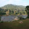 "Kelani River, which runs past Kitulgala <div id=""caption_tourlink"" align=""right""> [photo © guide Megan Crewe]</div>"