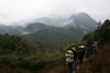 "Mount Fan Si Pan. <div id=""caption_tourlink"" align=""right""> [photo © guide Dave Stejskal] </div>"