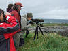 "Birding somewhere along the south coast <div id=""caption_tourlink"" align=""right"">[photo © participant Anne Bergstrom]</div>"
