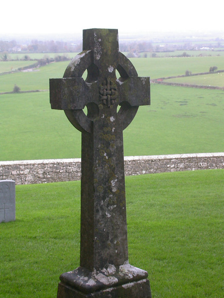 """Part of what makes Ireland perfect for this type of tour is that the Irish have great music and great pubs. But also, it is their distinct heritage as a people, in particular their Celtic origins. The photo is of the Celtic Cross. <div id=""""caption_tourlink"""" align=""""right"""">[photo © guide Terry McEneaney]</div>"""