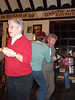 "Group dancing at the Marine Bar, Dungarvan <div id=""caption_tourlink"" align=""right"">[photo © participant Anne Bergstrom]</div>"