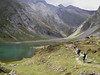 "Hiking in the Pyrenees <div id=""caption_tourlink"" align=""right"">[photo © participant Mike Thelen]</div>"