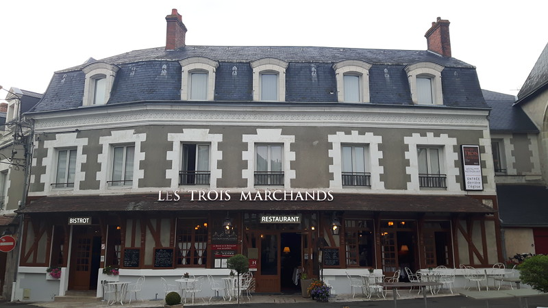 After four nights, we'll head east to the town of Cheverny, the site of our second hotel. This four-star hotel also has a highly-rated restaurant right on site. (photo by Mike Crewe)