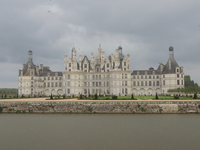 The massive Chateau de Chambord is by far the largest of the Loire's chateaux. With 440 rooms, 365 fireplaces and nearly 100 flights of stairs, it's just a wee bit over the top! Though much of the site isn't open to the public, many representative sections are, and we'll spend an afternoon exploring. (photo by Megan Edwards Crewe)