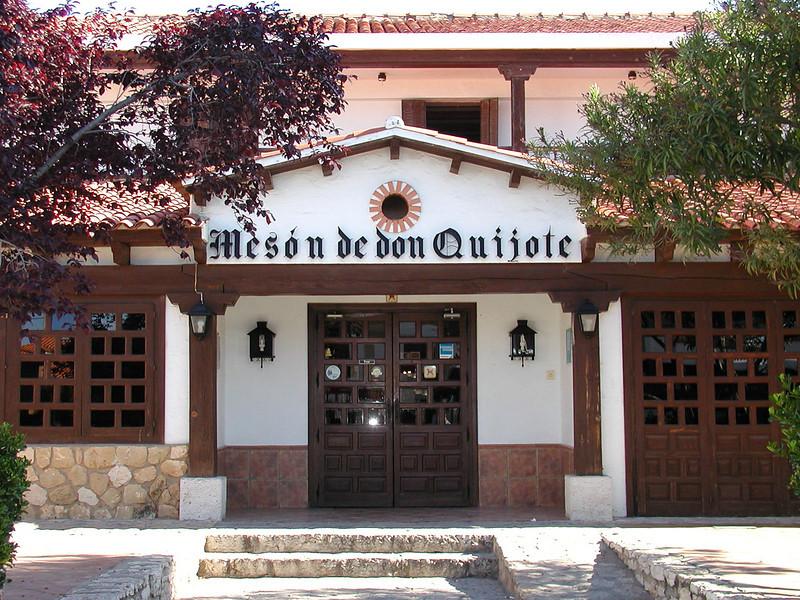 Our base in La Mancha.