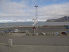 View of the coast from Longyearbyen airport, our starting point for the cruise (Photo by guide John Coons)