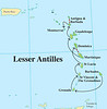 Guide Jesse Fagan recently returned from our annual game of island hopscotch and leapfrog — otherwise known as our Lesser Antilles tour! The map here portrays our route well, spanning the beautiful islands for endemic birds from Barbados and Grenada north clear to Antigua. Enjoy Jesse's images from the trip!