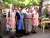 "Oaxaca's Mendoza sisters <div id=""caption_tourlink"" align=""right""> [photo © guide Megan Crewe]</div>"