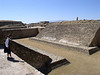 Monte Alban. Photo by guide Megan Edwards Crewe.