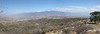 "Panorama of Oaxaca City from Monte Alban <div id=""caption_tourlink"" align=""right""> [photo © guide Dan Lane]</div>"