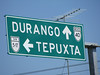 "After a night in Mazatlan we head up the famous Durango Highway. <div id=""caption_tourlink"" align=""right""> [photo © participant Diane Henderson]</div>"