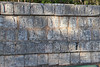 Tzompantli, Chichen Itza (Photo by participant Charles Lowe)