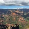 Waimea Canyon. Photo by guide Doug Gochfeld.