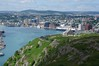 "View of St. John's, Newfoundland<div id=""caption_tourlink"" align=""right""> [photo © participant Diana Bradshaw]</div>"