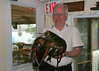 "A seriously large lobster!<div id=""caption_tourlink"" align=""right""> [photo © participant Charles Oldham]</div>"