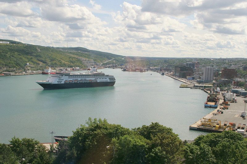 "St. John's Harbor<div id=""caption_tourlink"" align=""right""> [photo © participant Charles Oldham]</div>"