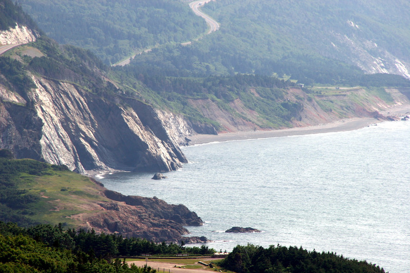 "The fabulous Cape Breton coastline<div id=""caption_tourlink"" align=""right""> [photo © participant Charles Oldham]</div>"