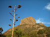 "Big Bend National Park: Casa Grande <div id=""caption_tourlink"" align=""right""> [photo © guide Richard Webster]</div>"