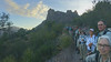 Part of the fun of a Big Bend tour is the chance to do a bit of hiking for birds. Here's our group on the Pinnacles Trail. Photo by guide Doug Gochfeld.