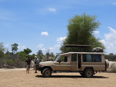 On the Namibia & Botswana tour, we travel by specialized safari 4x4 vehicles with pop-up tops for viewing and photography ...