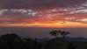 Sunset from El Dorado Lodge by guide Richard Webster.