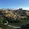 Participant Chuck Holliday also captured this cool panorama of the city of Avila, one of the historic cities along our route.