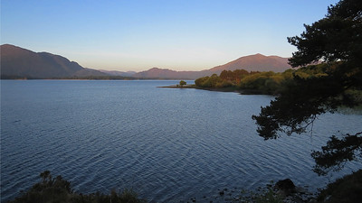 Killarney National Park, nestled in southwestern Ireland, was the country's first N.P. Photo by participant George Nixon.