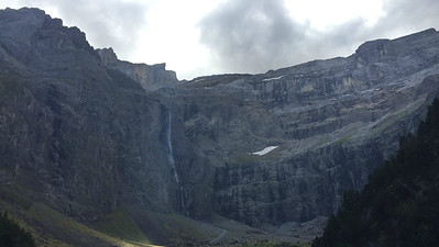 Cirque de Gavarnie in the Pyrenees is one of the most sublime landscapes in Europe. Photo by guide Dave Stejskal.