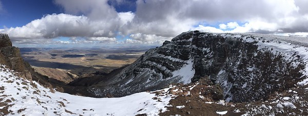 Guide Cory Gregory ventured up to Steens Mountain for...