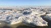 Sea ice on the edge of the Arctic Ocean. Photo by guide Micah Riegner.