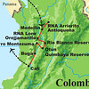 We begin in bird-rich Colombia on the inaugural run of the third distinct itinerary developed by guide Richard Webster: The Cauca Valley, Western & Central Andes.