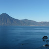 A beautiful view of Lake Atitlan, photographed by participant Amy McDonald.