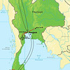 OK, quick...New World/Old World swap! We're off to Thailand with guides Dave Stejskal and Uthai Treesucon on our recent tour...moving from quetzals to broadbills and from gallo pinto to pad thai!