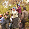 Jeeps are a popular vehicle for tourist access into various parks in India...and they provide a nice open-air, high vantage point for our birding and Tiger-seeking! (Photo by participant Ron Polniaszek)
