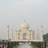 No introductions needed, right? The incomparable Taj Mahal was one cultural stop on our route...