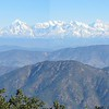 A visit to the hill station town of Naini Tal offers some views across the foothills of the Himalayas to the great peaks themselves.